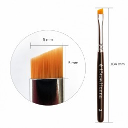 Brow Henna Brush Pinsel Superfine 2