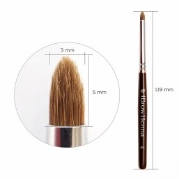 Brow Henna Pinsel SuperFine 4