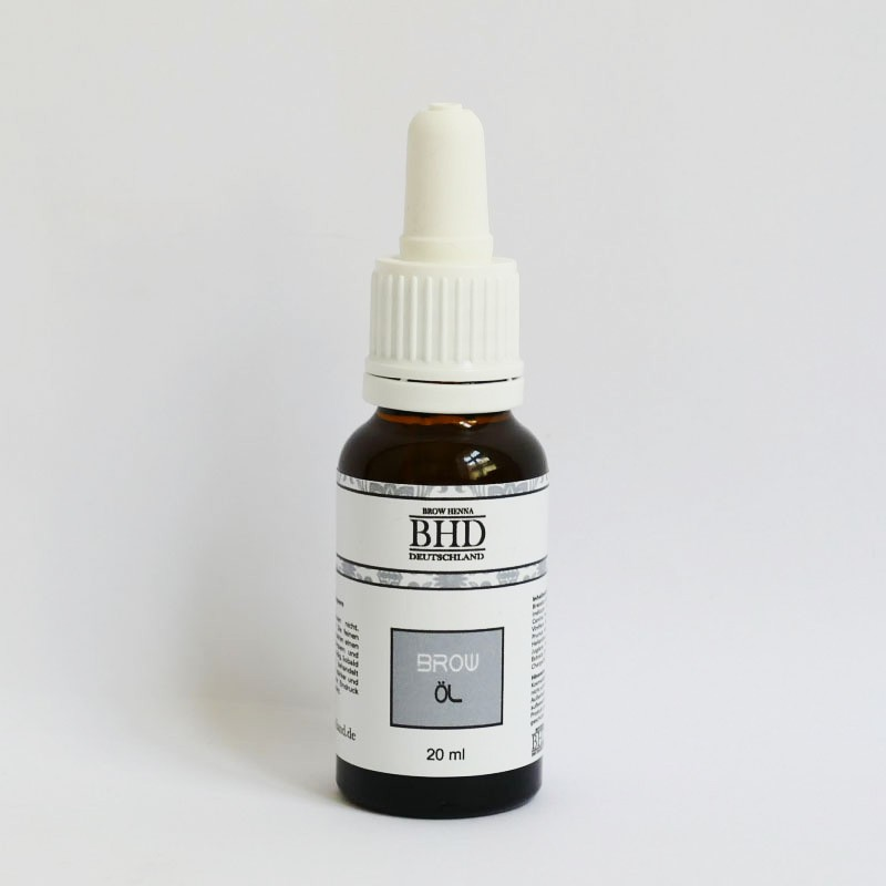 10x BHD Brow Henna Öl