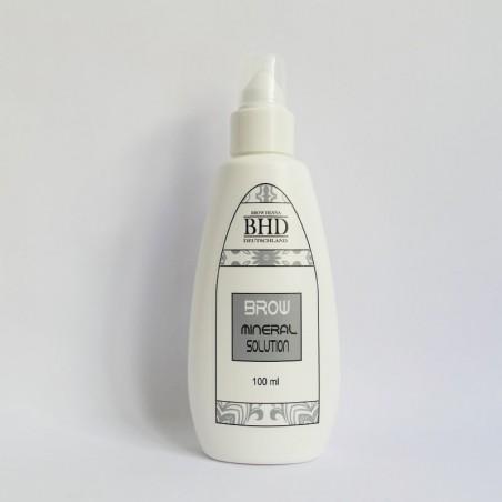 Brow Henna Wasser Mineral Solution 100ml.