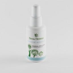 Brow Henna Wasser Mineral Solution 50ml.