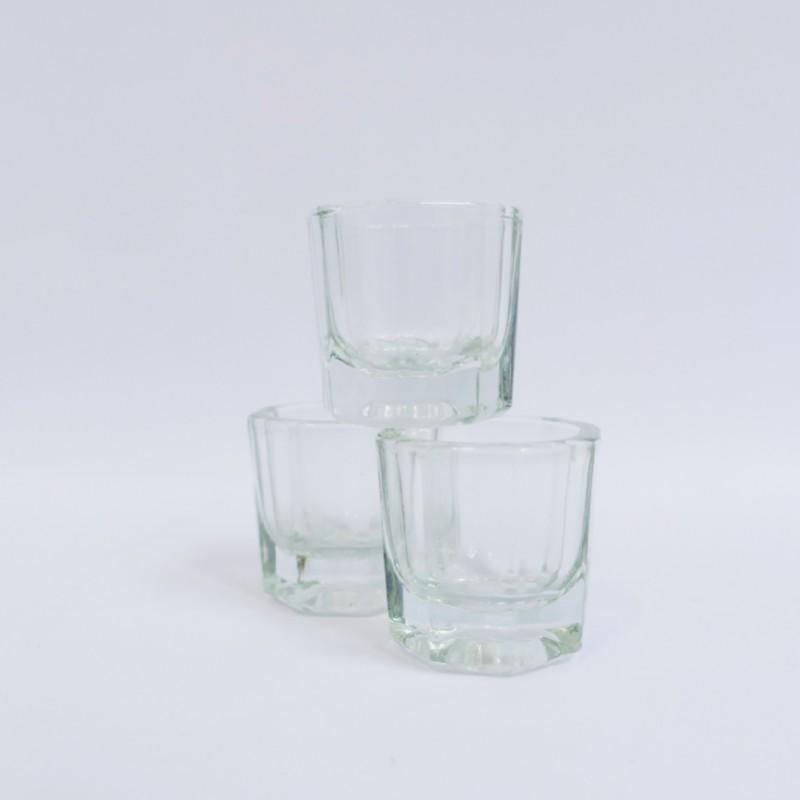 Dappenglas - Farben mischen