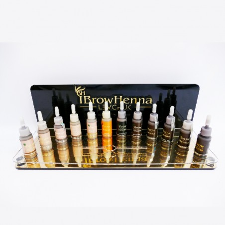 Brow Henna Theken-Display